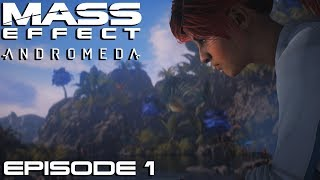 Mass Effect: Andromeda - Ep 1 - Une Nouvelle Terre - Let's Play FR ᴴᴰ