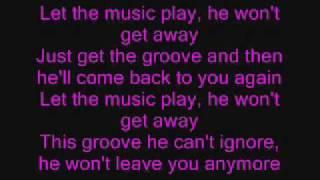 Jordin Sparks - S.O.S (let the music play) Radio edit w/lyrics