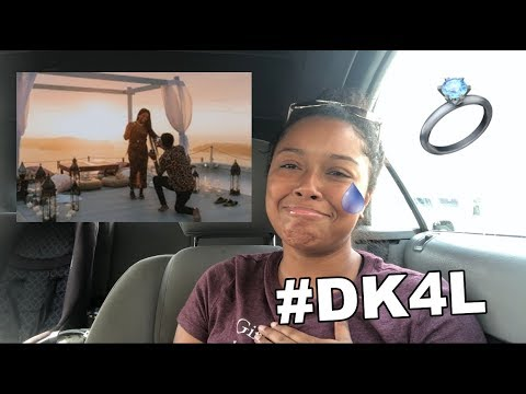 KEN PROPOSED TO DEARRA *I CRIED*   REACTION