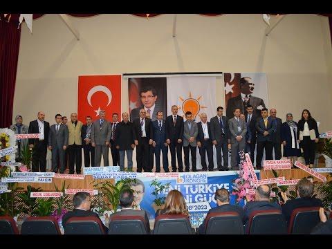 Ak Parti Bor İlçe Kongresi 2. Bölüm