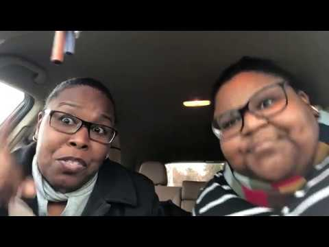 VLOGMAS DAY 6-  IN THE CAR WITH MAMA BRI!