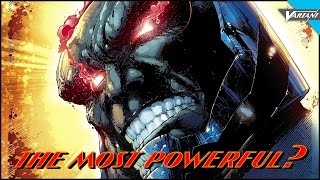 Who Is The Most Powerful DC Character?