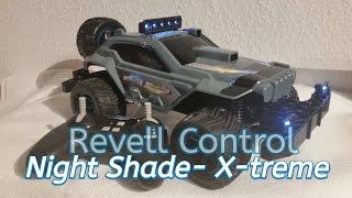 Revell Control X-treme 24810 Night Shade RC Car Elektro unboxing #01