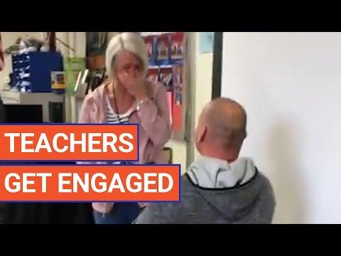 Teachers Get Engaged Video 2017   Daily Heart Beat