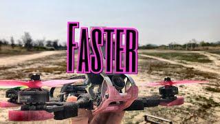 Faster! #FPV Freestyle#4k #ARMATTAN #BADGER #Gopro HERO7 black##HERO5Session