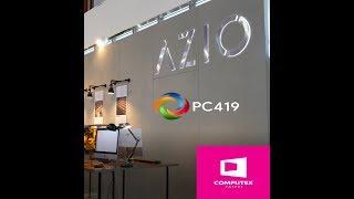 Azio Booth Computex 2018
