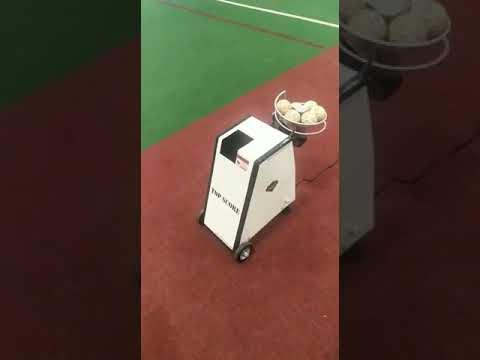 My Buddy - Ball Throwing Machine
