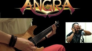 Angra - Queen of the night ( Cover) feat. Rildevar Silva