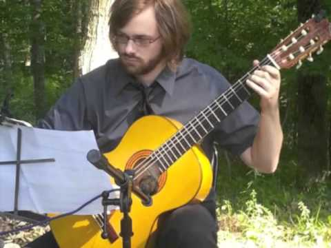 Me playing a classical guitar arrangement of Beethoven's Ode To Joy.