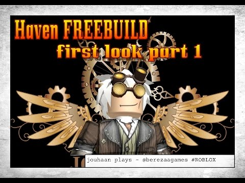 Haven FREEBUILD zone - First look part 1