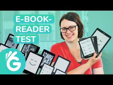 eBook-Reader Test – Kindle, Tolino und Kobo im Vergleich