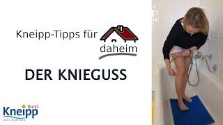 Video Der Knieguss - Kneipp-Tipps für daheim Teil 5 abspielen