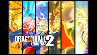 Xenoverse 2 WHICH ONE has the STRONGEST Ultimate ATTACK!?