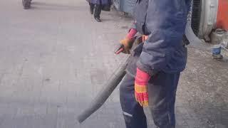 Смотреть онлайн В России придумали новый способ уборки пыли