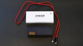 Anker PowerLine+ Micro USB Kabel rot (Unboxing/Vorstellung)