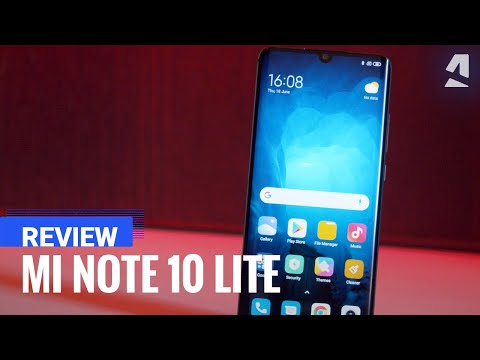 External Review Video DMZSZQEvJEc for Xiaomi Mi 10 Lite 5G (Zoom Edition) Smartphone