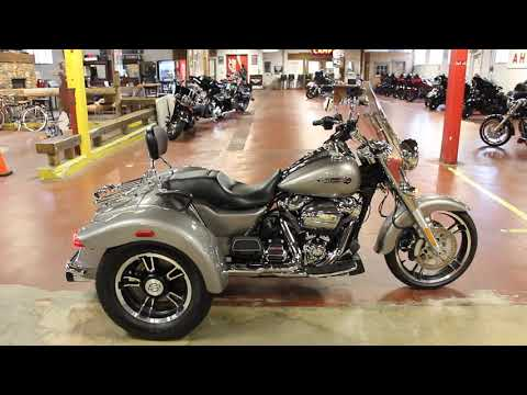 2017 Harley-Davidson Freewheeler in New London, Connecticut - Video 1