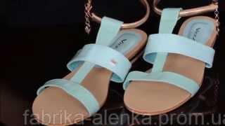Новая коллекция женской обуви Лето 2014