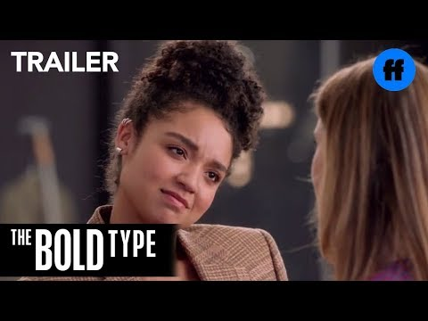 The Bold Type Season 2 Promo 'How to Be Bold'
