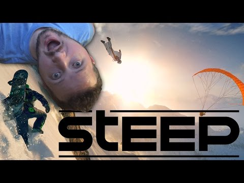 TRICKMESTER! - Steep Dansk Gameplay