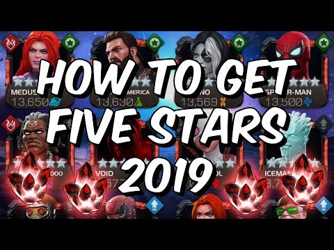 How To Get Five Star Champions 2019 - 5 Star Shard Farming