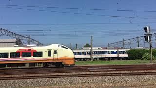羽越本線 酒田駅