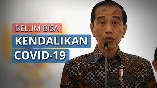 Jokowi Sebut Pelonggaran Aktivitas di Tempat Publik Dilakukan Secara Bertahap Pascacorona