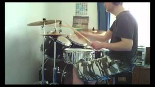The Sugarcubes - Sick For Toys (drumming)