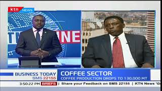 Business Today Interview: Coffee production drops