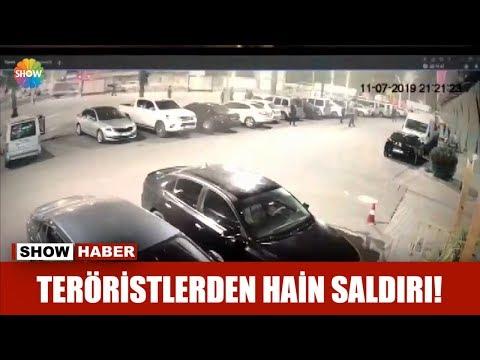 Teröristlerden hain saldırı!