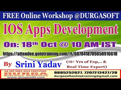 IOS APPS Development (FREE Workshop) Online Training ...