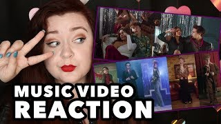 I DON'T BELONG IN THIS CLUB MUSIC VIDEO - WHY DON'T WE FT. MACKLEMORE REACTION
