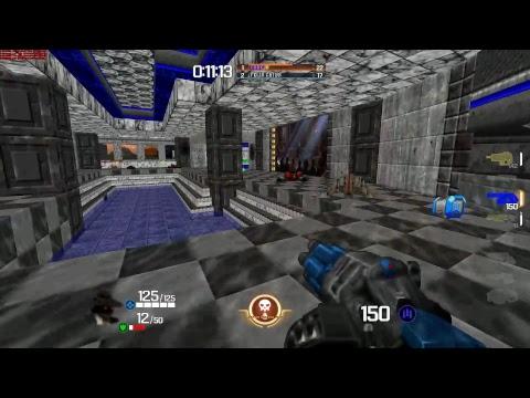 Quake Champions Doom Edition + InnocenceX2   Lezuum