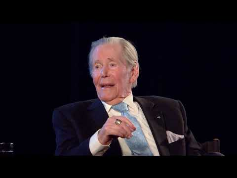 Actor Peter O'Toole Discusses His Career and Making Lawrence of Arabia
