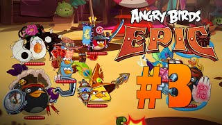 [Angry Birds Epic] 2nd Anniversary - Part 3 - AllStar Arena!