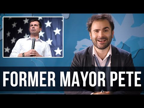 Former Mayor Pete Buttigieg - SOME MORE NEWS