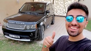 SURPRISING MY BROTHER WITH MY NEW CAR !!!