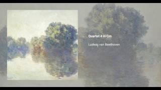 String Quartet no. 4 in Cm, Op. 18 no. 4