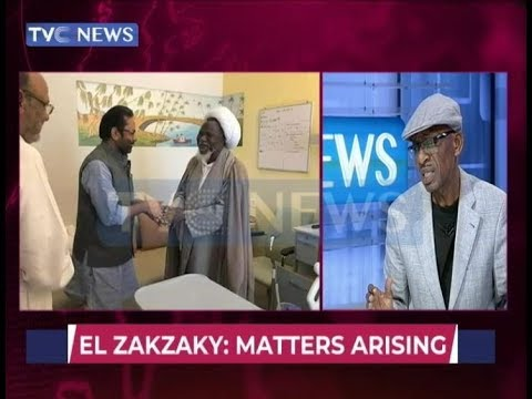 El-Zakzaky : Matters Arising