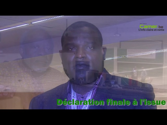 Déclaration finale à l'issue du second forum de la Cameroon Patriotic Diaspora