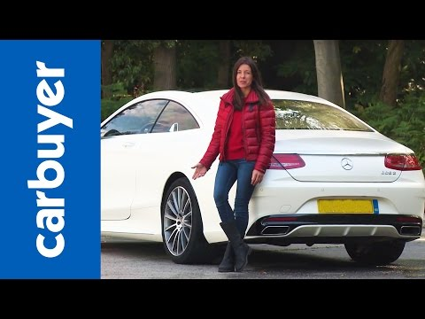 Mercedes S Class Coupe review - Carbuyer