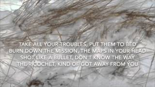 Canyon Moon-Andrew McMahon in the Wilderness (Lyric Video)