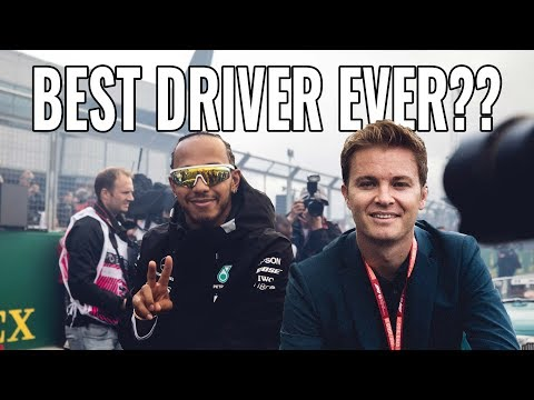 Image: WATCH: Nico Rosberg's British GP vlog!
