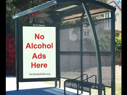 No Alcohol Ads in L.A. Bus Shelters - Motion Approved June 3, 2014