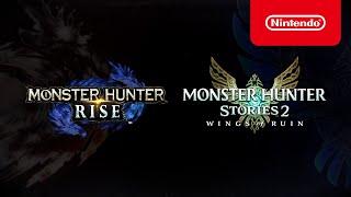 Nintendo Monster Hunter Digital Event – Marzo de 2021 (Nintendo Switch) anuncio