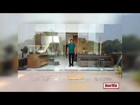 Automatic Sliding Glass Door Opener