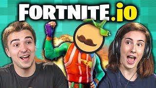 FORTNITE.IO?! (React: Gaming) - Video Youtube