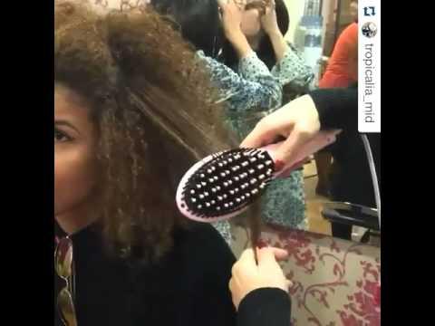 расческа   выпрямитель Magic comb