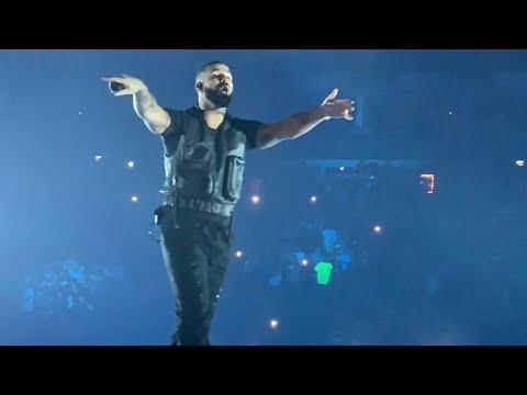 Drake Assassination Vacation Tour 2019 - London O2 Arena - Jake