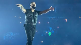 Drake Assassination Vacation Tour 2019 - London O2 Arena